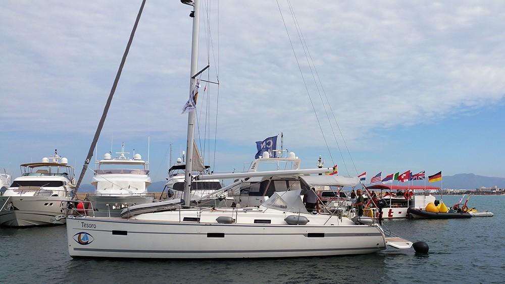 Segelboot mieten in Playa de Palma - Bavaria R40