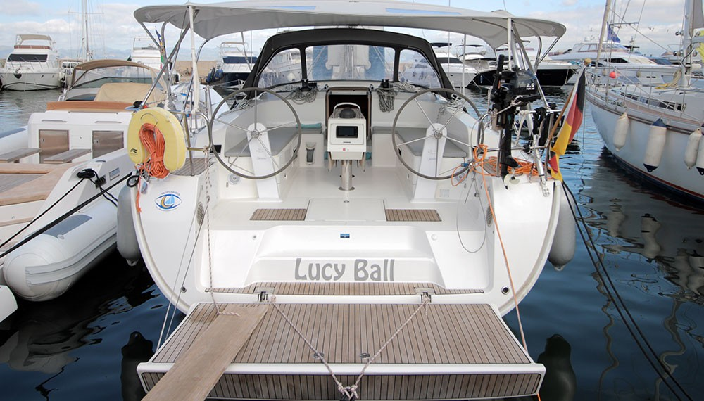 Bootsverleih Bavaria Cruiser 46 Playa de Palma Samboat