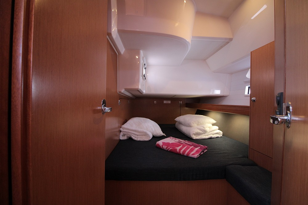 Bavaria Cruiser 46 zwischen Privatpersonen und professionellem Anbieter Playa de Palma