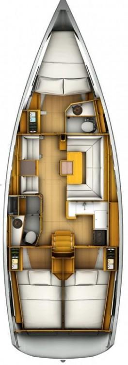 Segelboot mit oder ohne Skipper Jeanneau mieten in Peloponnese