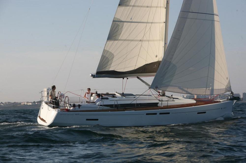 Segelboot mieten in Peloponnese - Jeanneau Sun Odyssey 409