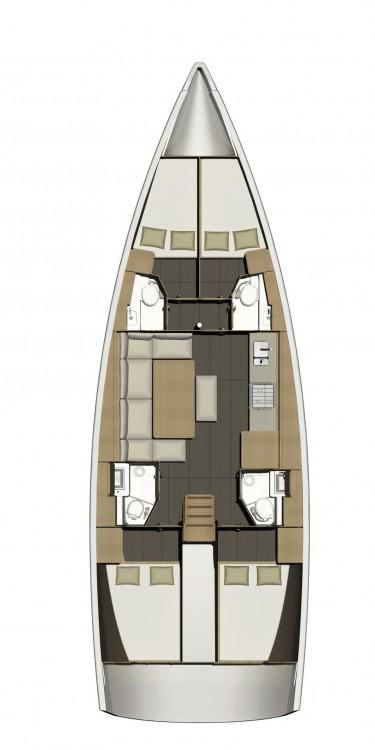 Segelboot mieten in Marina da Horta zum besten Preis