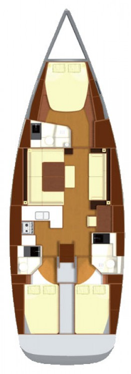 Yacht-Charter in  - Dufour Dufour 485 Grand Large auf SamBoat