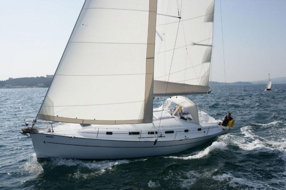 Bootsverleih Rogač günstig Cyclades 50.5