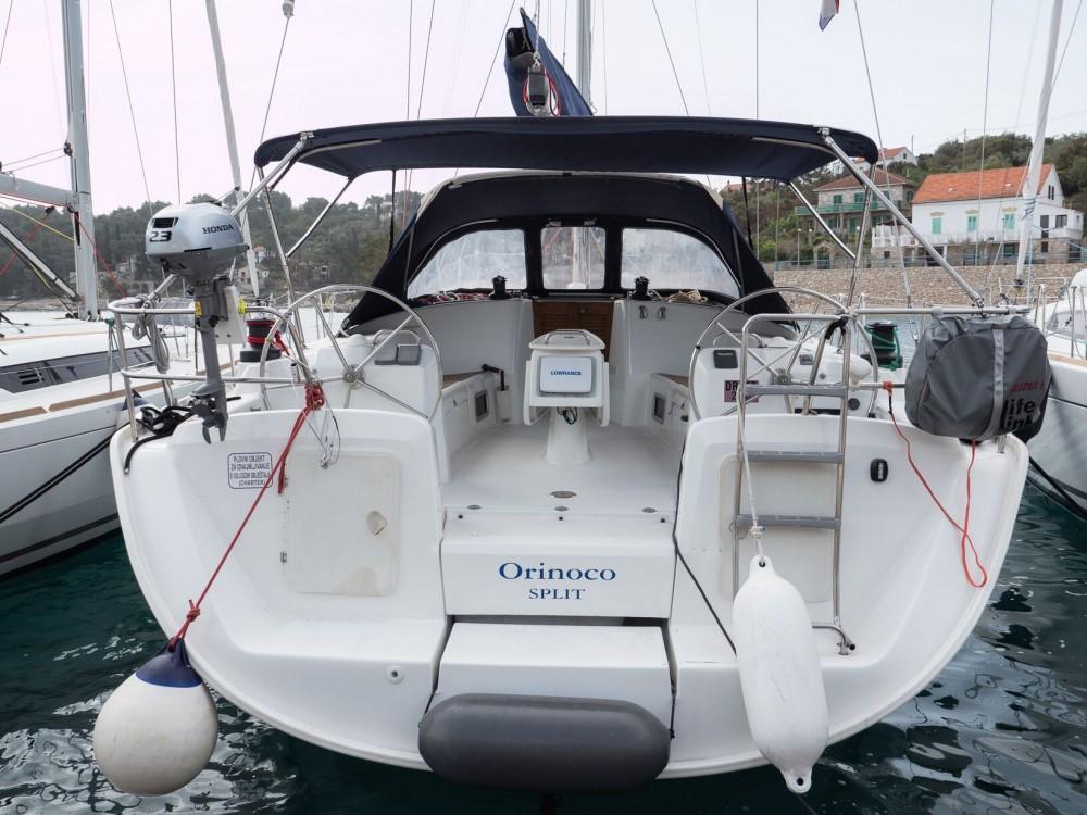 Segelboot mieten in Rogač - Bénéteau Cyclades 50.5