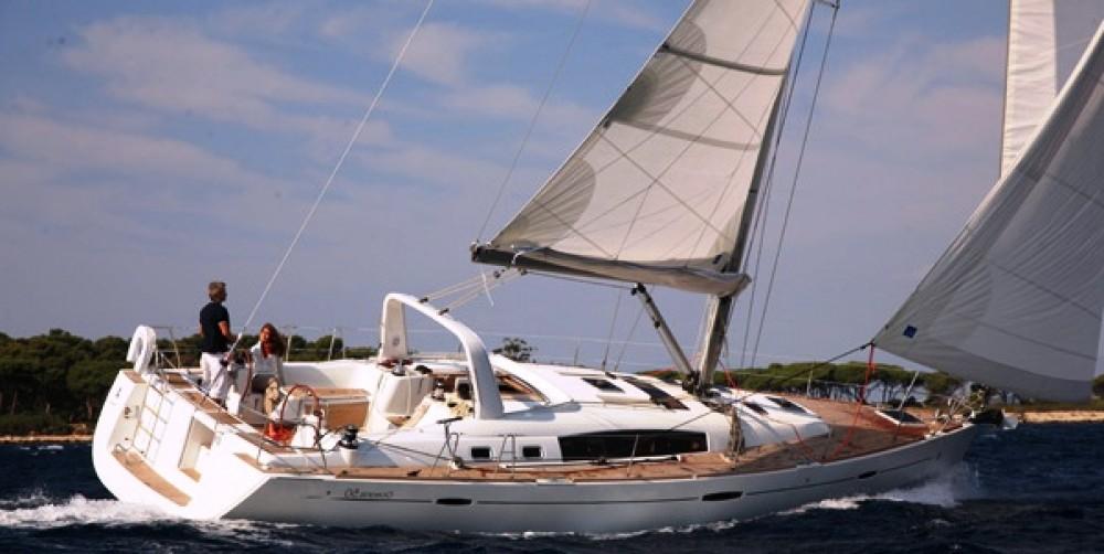 Bootsverleih Bénéteau Oceanis 50 Family Rogač Samboat