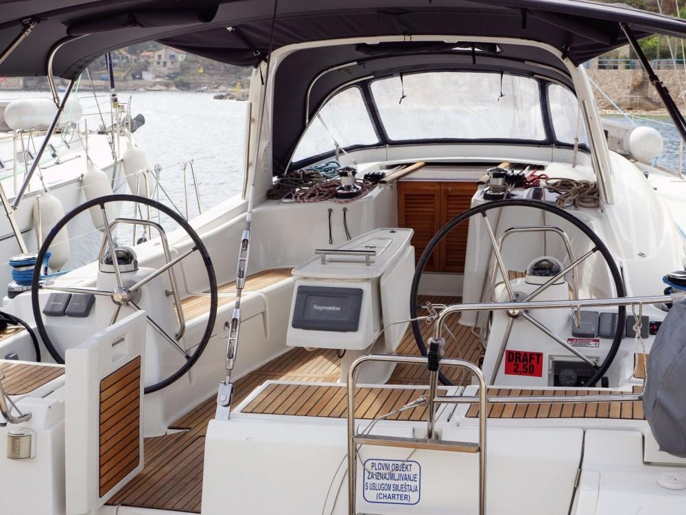 Yacht-Charter in Rogač - Bénéteau Oceanis 50 Family auf SamBoat