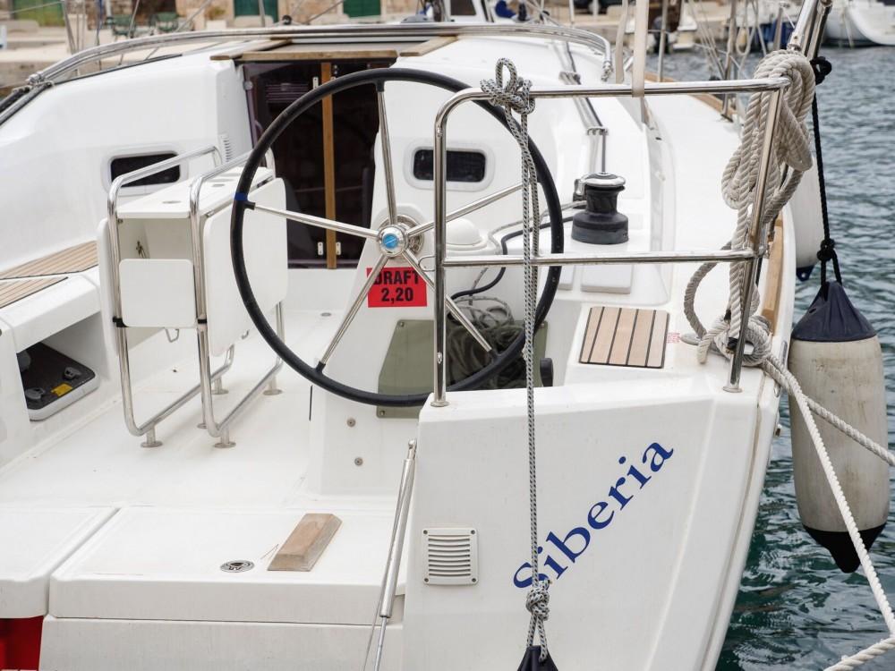 Yacht-Charter in Rogač - Jeanneau Sun Odyssey 349 auf SamBoat