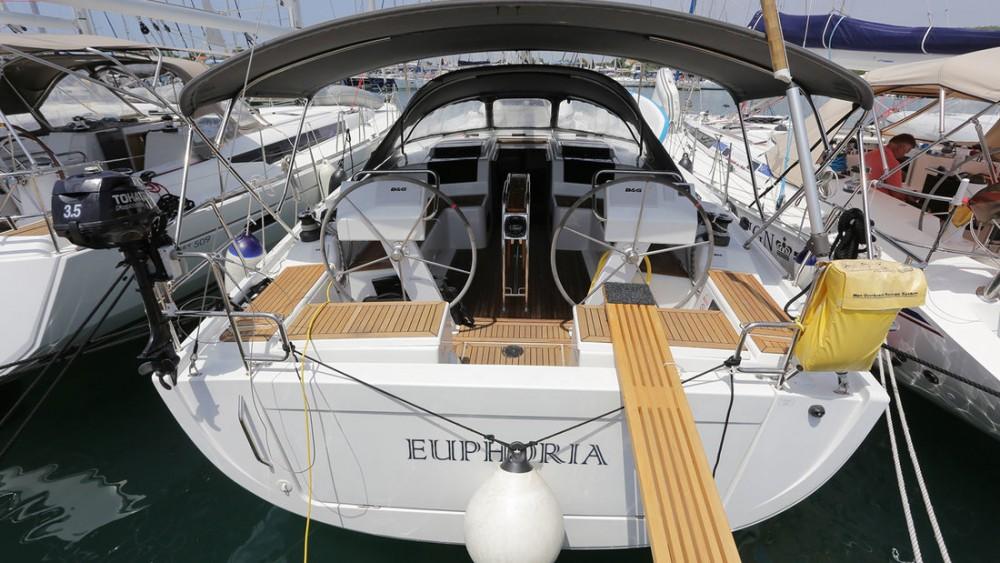 Segelboot mieten in Split - Hanse Hanse 455