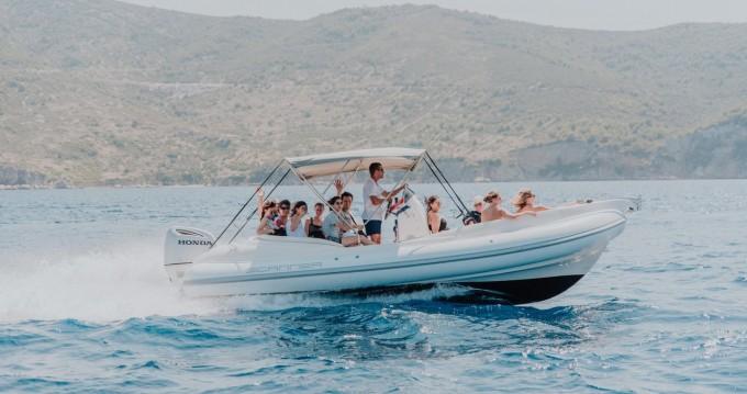 Schlauchboot mit oder ohne Skipper Scanner Srl.  mieten in Trogir