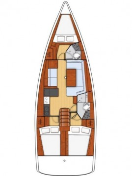 Yacht-Charter in Álimos - Bénéteau Oceanis 41.1 auf SamBoat
