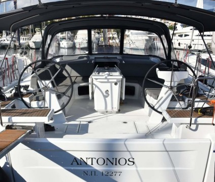 Bootsverleih Athen günstig Oceanis 51.1