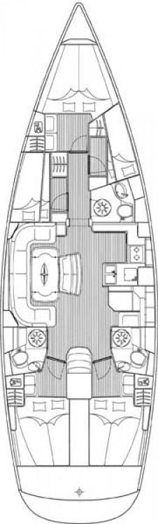 Bootsverleih  günstig Cruiser 50