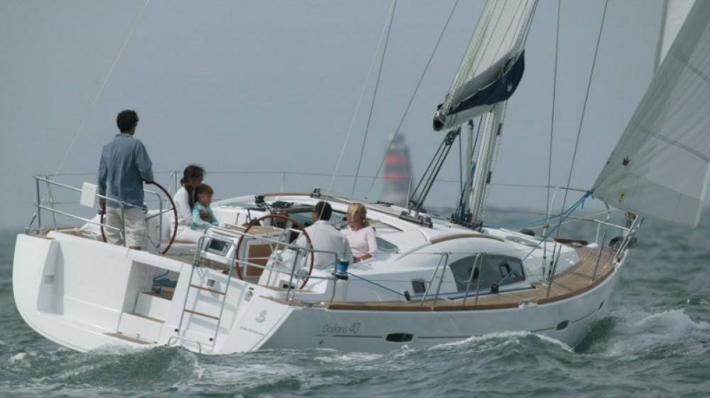Bootsverleih Bénéteau Oceanis 40 Il-Kalkara Samboat