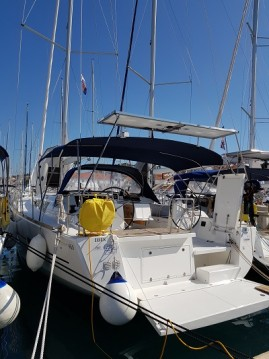 Segelboot mieten in Trogir - Dufour Dufour 460 - 5 cab.