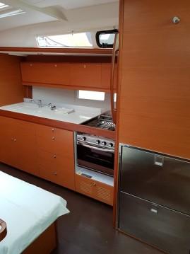 Dufour Dufour 460 - 5 cab. zwischen Privatpersonen und professionellem Anbieter Trogir