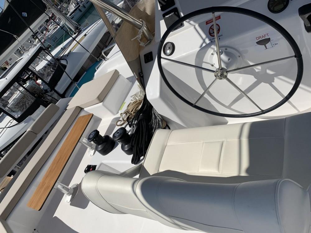 Bootsverleih Dufour Dufour 48 Catamaran - 5 + 1 cab. Kroatien Samboat