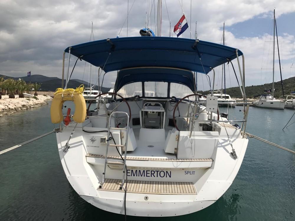 Bootsverleih Jeanneau Sun Odyssey 44i - 3 cab.  Samboat