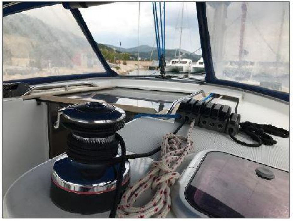 Jeanneau Sun Odyssey 44i - 3 cab. zwischen Privatpersonen und professionellem Anbieter