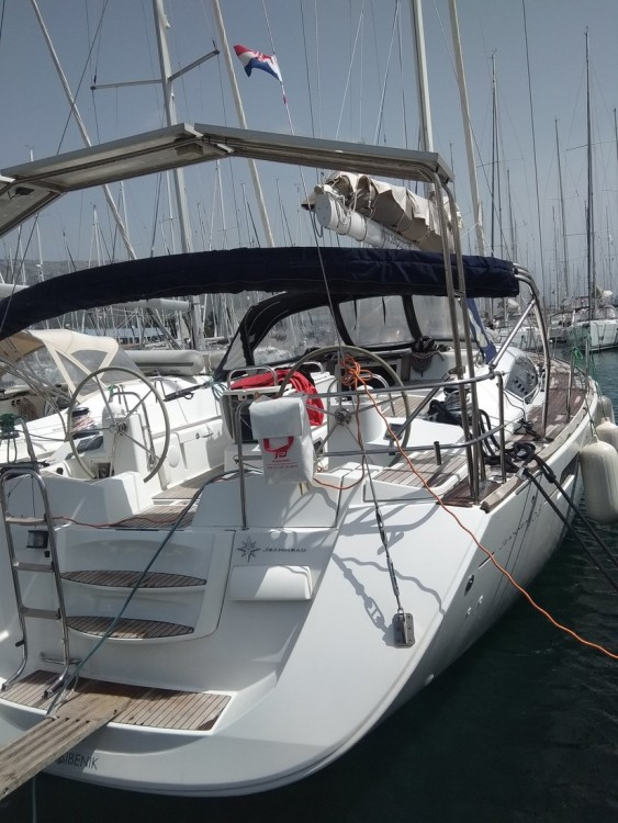 Bootsverleih Kroatien günstig Jeanneau 53