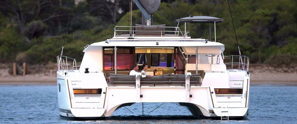 Bootsverleih Fountaine Pajot Saba 50  Samboat
