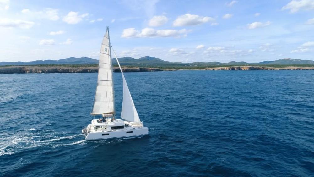 Bootsverleih Nassau günstig Lagoon 52