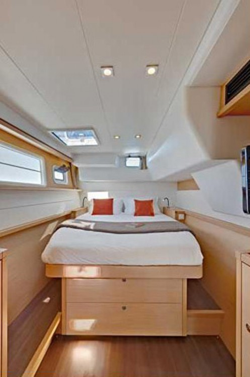 Yacht-Charter in Jolly Harbour - Lagoon Lagoon 450 auf SamBoat