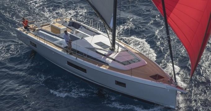 Bootsverleih Bénéteau Oceanis 51.1 Antigua Samboat