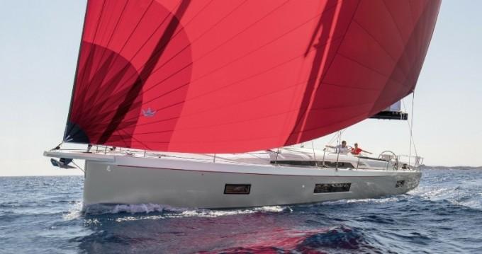 Yacht-Charter in Antigua - Bénéteau Oceanis 51.1 auf SamBoat