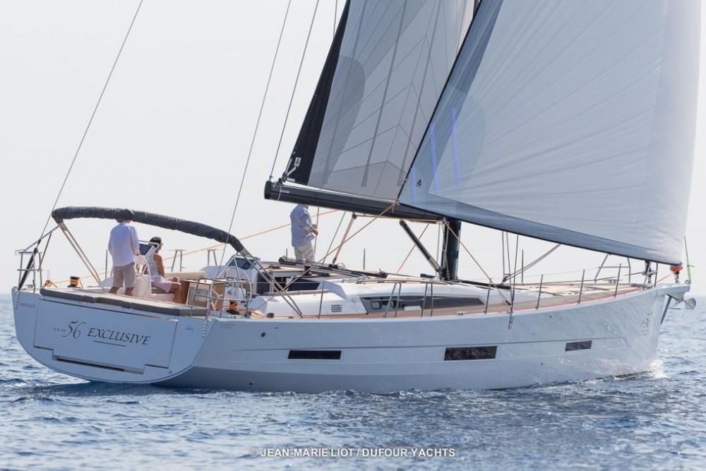 Segelboot mit oder ohne Skipper Dufour mieten in Road Town
