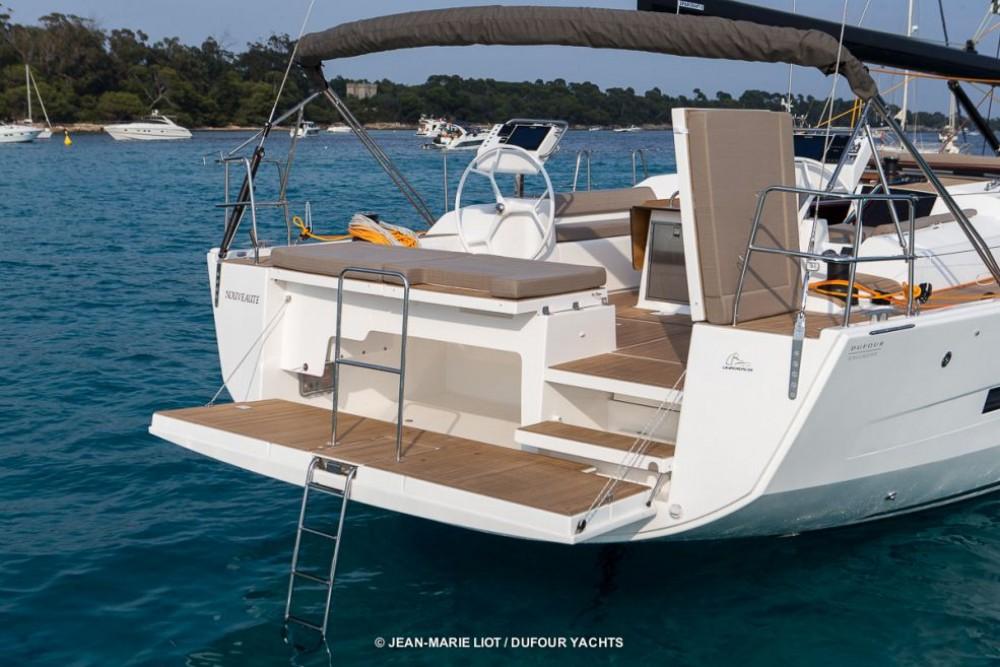 Segelboot mieten in Road Town - Dufour Dufour 56 Exclusive