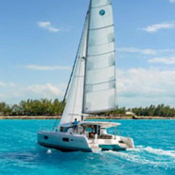 Katamaran mieten in Tortola - Lagoon Lagoon 42
