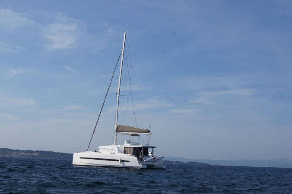 Bootsverleih Catana Bali 4.5 Pointe-à-Pitre Samboat