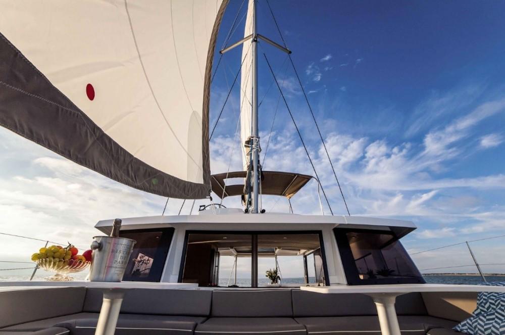 Katamaran mit oder ohne Skipper Catana mieten in Pointe-à-Pitre