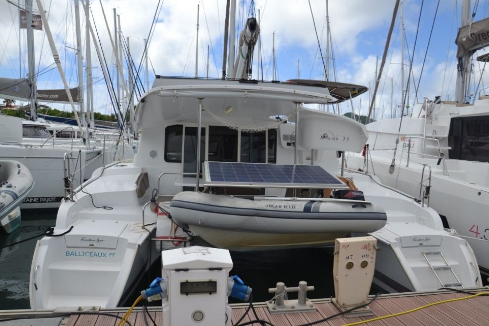 Yacht-Charter in Pointe-à-Pitre - Fountaine Pajot Mahe 36 Evolution auf SamBoat