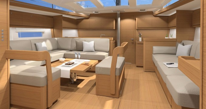 Yacht-Charter in Le Marin - Dufour Dufour 520 Grand Large auf SamBoat