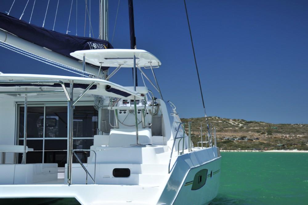 Robertson-Caine Leopard 44 zwischen Privatpersonen und professionellem Anbieter Puerto Rico
