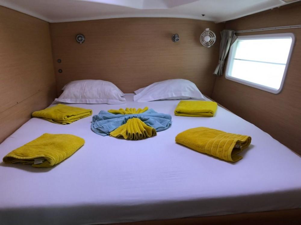 Yacht-Charter in Gros Islet - Lagoon Lagoon 380 auf SamBoat