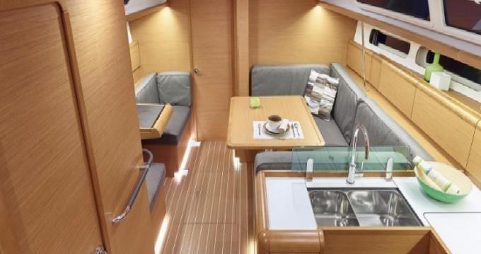Segelboot mieten in St. Martin - Jeanneau Sun Odyssey 419