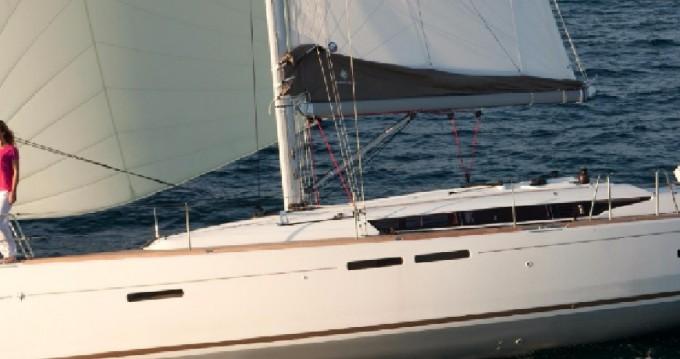 Ein Jeanneau Sun Odyssey 419 mieten in St. Martin