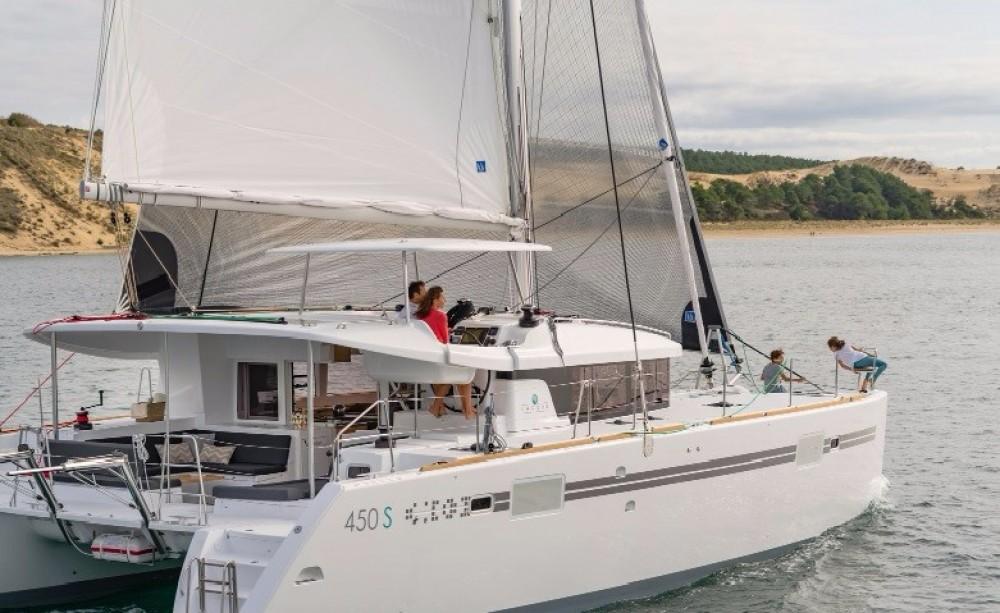 Katamaran mit oder ohne Skipper Lagoon mieten in St. Martin (Frankreich)