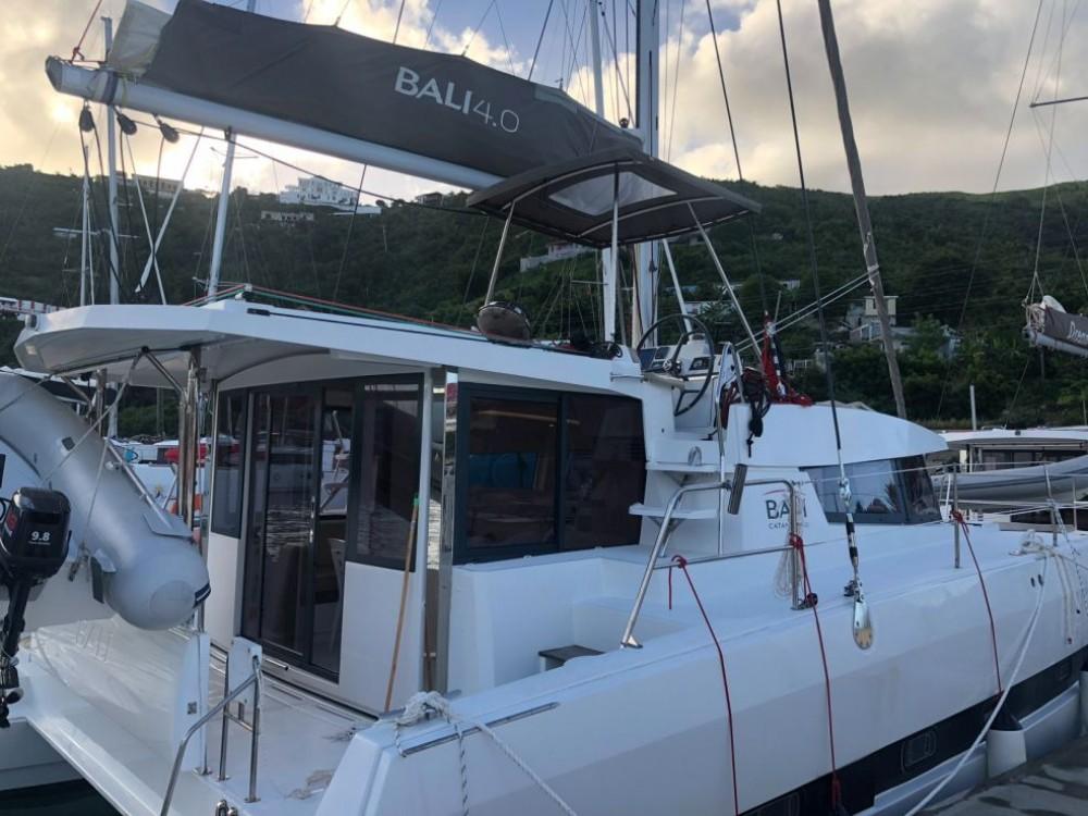 Ein Bali Catamarans Bali 4.0 mieten in St. Martin (Frankreich)