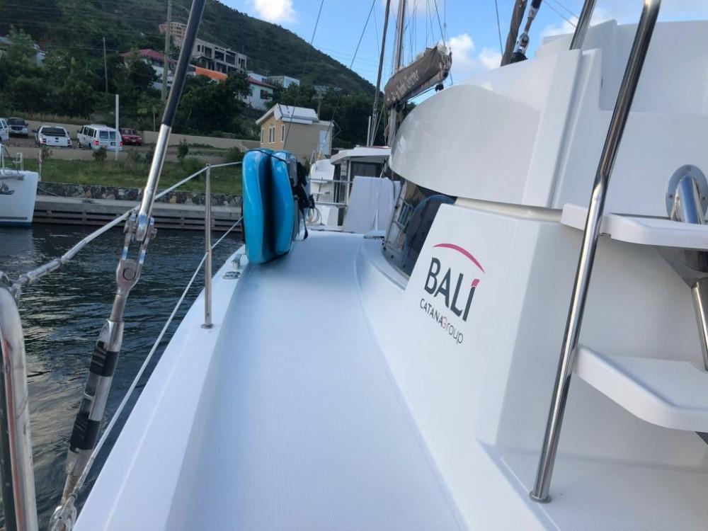 Yacht-Charter in St. Martin (Frankreich) - Bali Catamarans Bali 4.0 auf SamBoat
