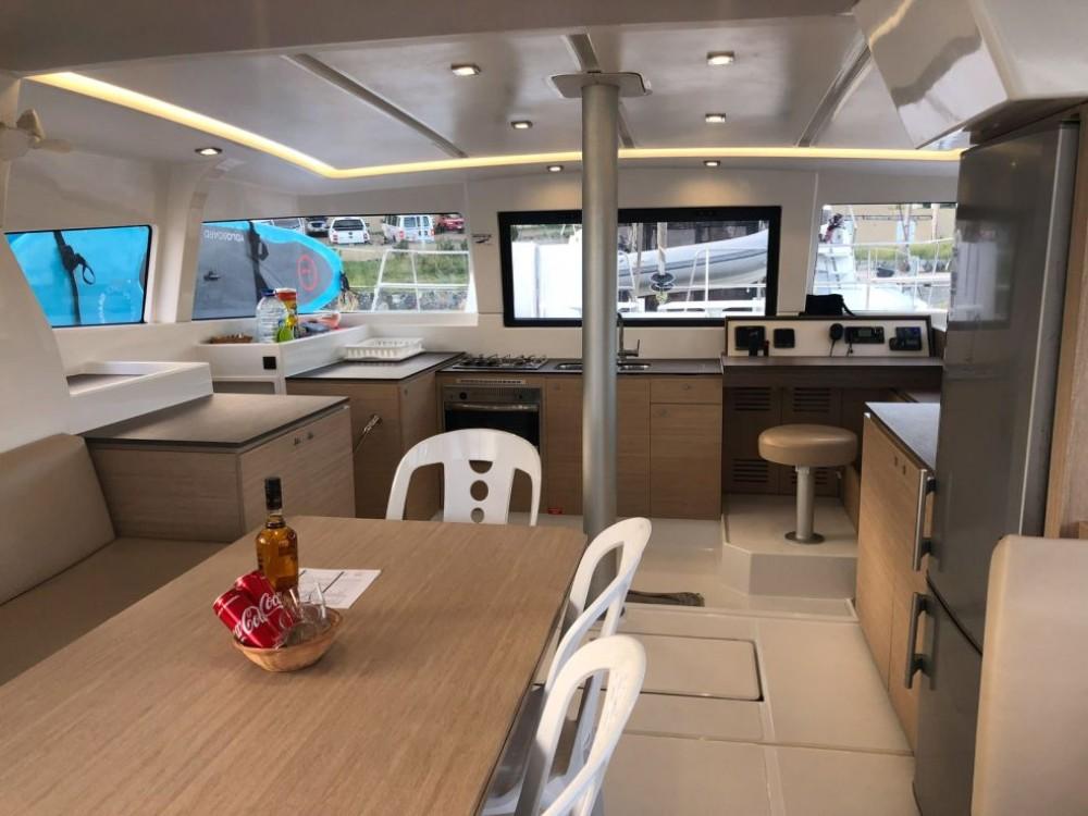 Katamaran mit oder ohne Skipper Bali Catamarans mieten in St. Martin (Frankreich)