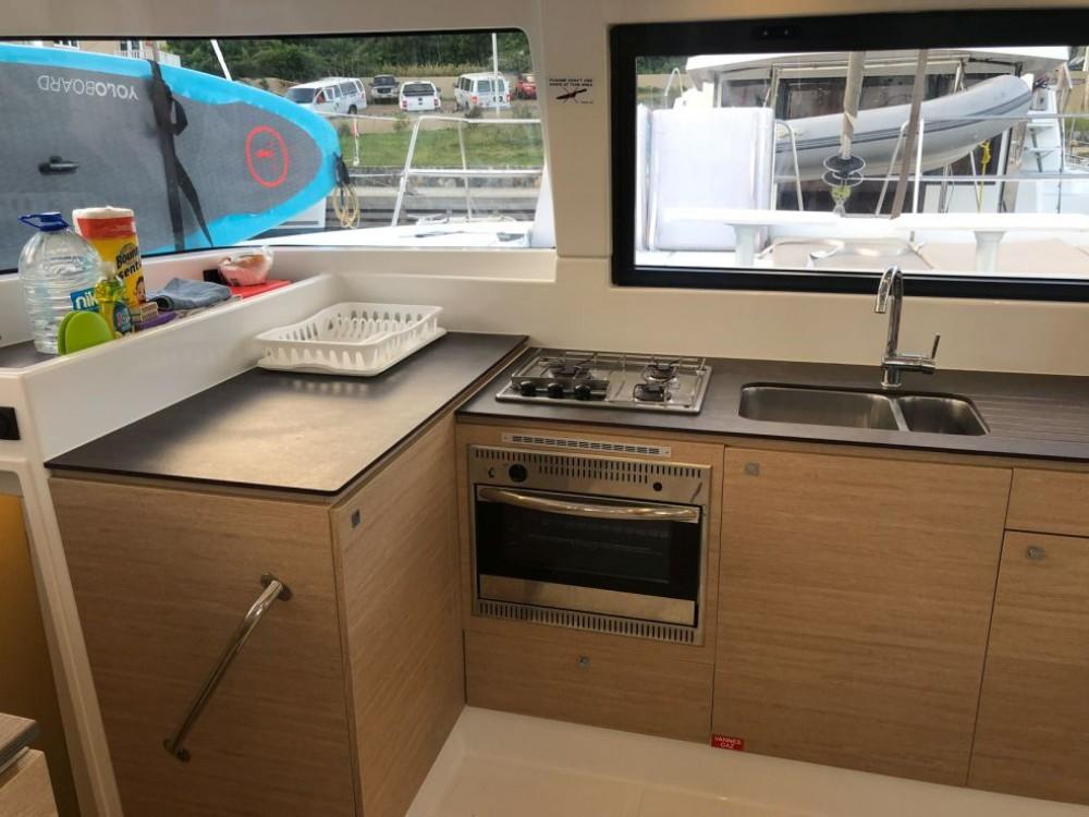 Bali Catamarans Bali 4.0 zwischen Privatpersonen und professionellem Anbieter St. Martin (Frankreich)
