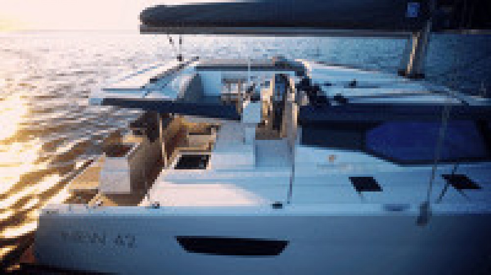 Yacht-Charter in Kingstown - Fountaine Pajot Astrea 42 auf SamBoat