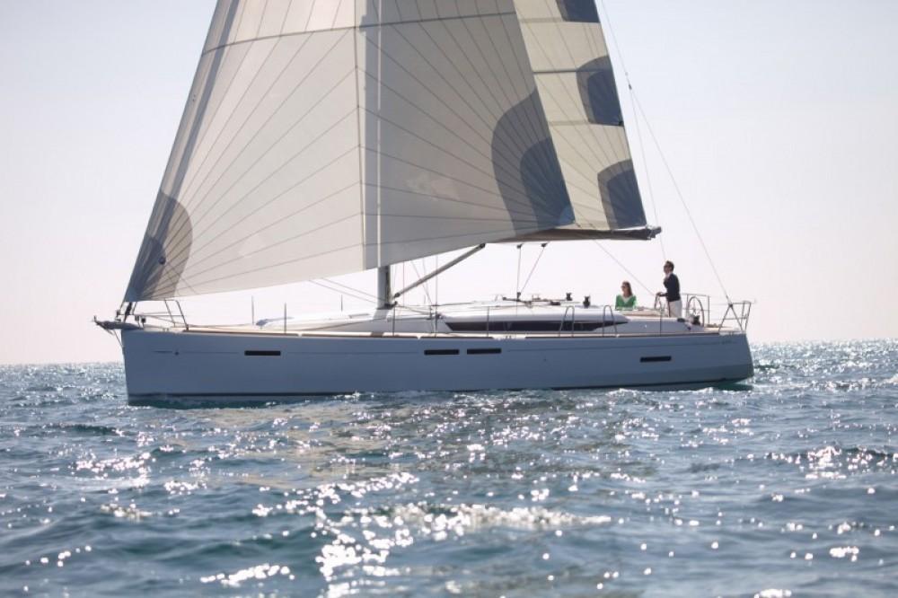 Segelboot mieten in Arnos Vale - Jeanneau Sun Odyssey 449