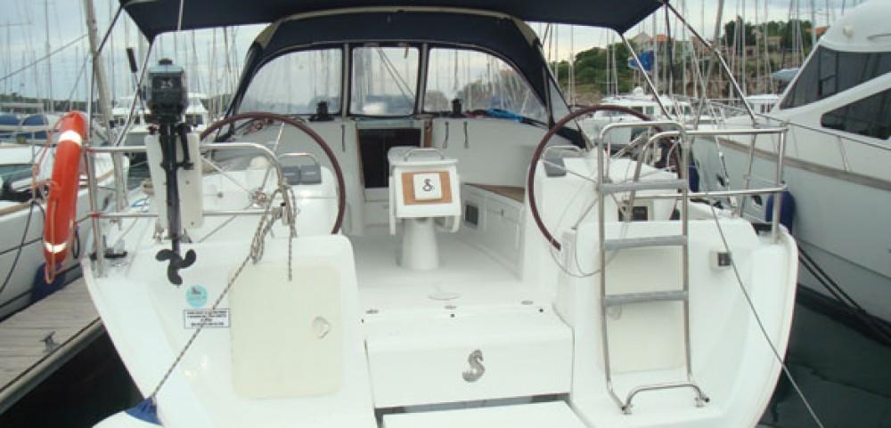 Yacht-Charter in La Rochelle - Bénéteau Cyclades 434 auf SamBoat