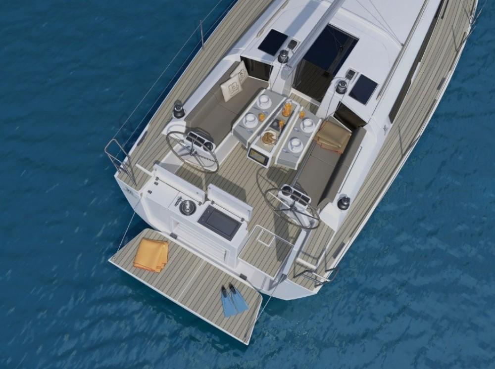 Bootsverleih Norwegen günstig Dufour 360 Liberty
