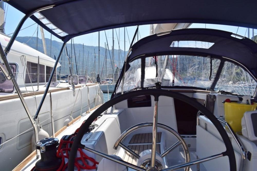 Segelboot mieten in  - Jeanneau Sun Odyssey 419